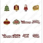 Scandinavian Christmas Cards cartridge-images